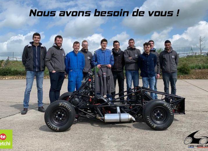 Metz Racing Team - Projet Ariane