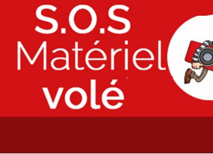 Solidarité suite au vol du matériel photo de Jean-Louis LEONARD