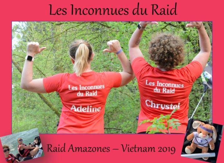 Les inconnues du raid-Raid amazone 2019