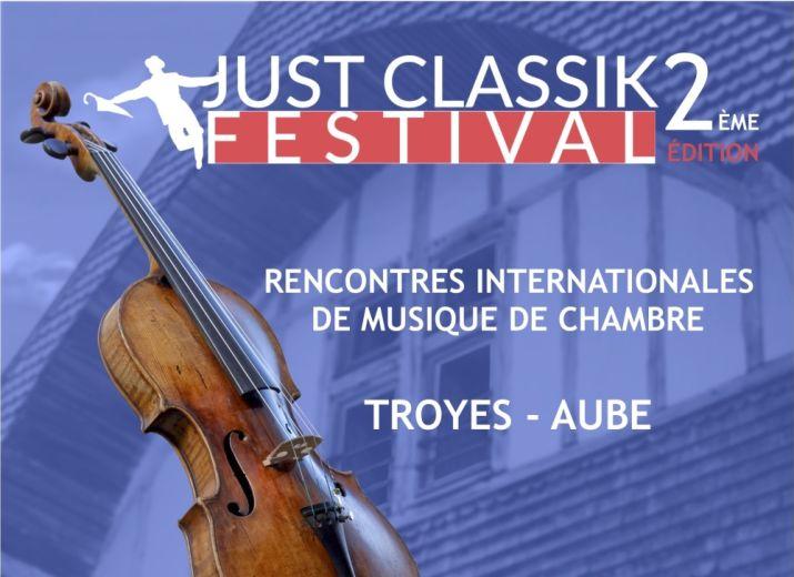 Just Classik Festival 2019 / 2e Édition