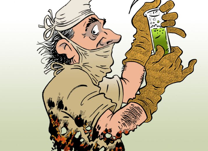 Coordination 13 de la Campagne Nationale contre le Glyphosate