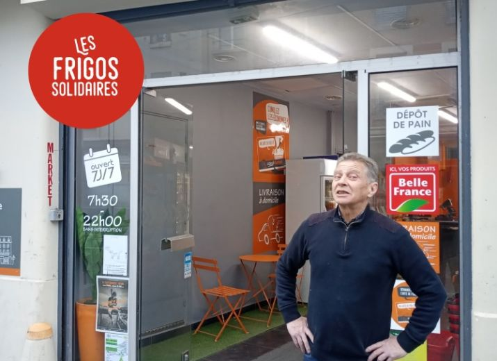 Les Frigos Solidaires - Reims