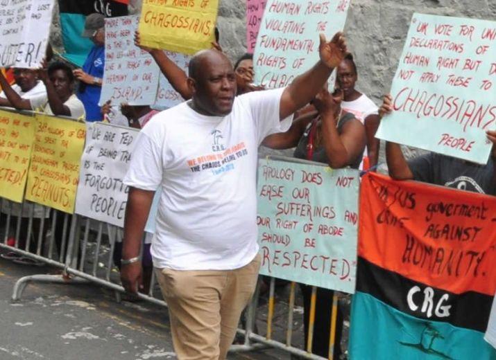 Les Chagossiens défendent leur peuple à Genève