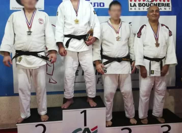 Aider moi à réaliser mon rêve : Participer aux Championnats du Monde vétérans de Judo à Marrakech octobre 2019
