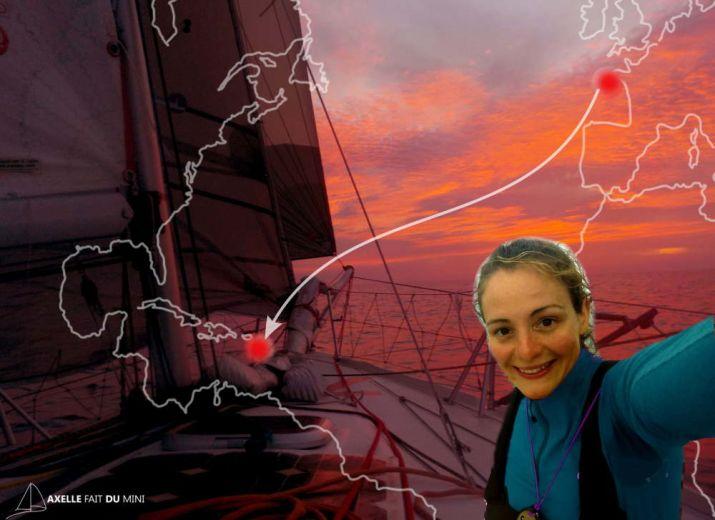 Axelle fait du Mini : Destination l'Atlantique!!!