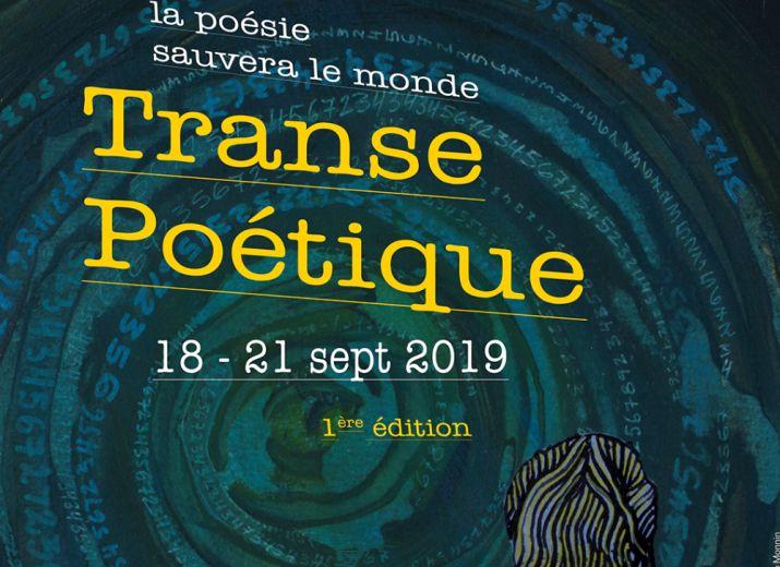 Soutenir le festival Transe Poétique