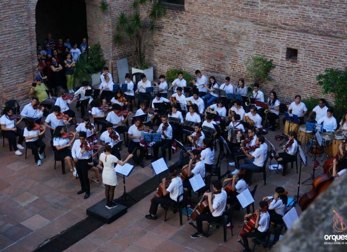 Kindern mit Musik eine Zukunft schenken: Hilf unserem Orchesterprojekt in Argentinien!