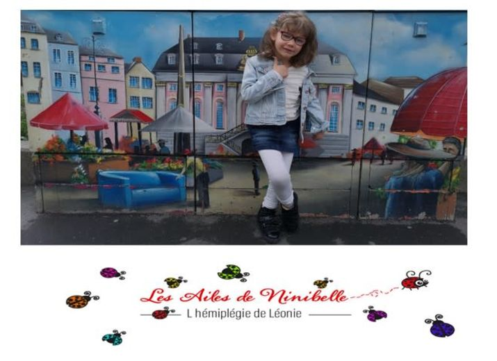 L'hémiplégie de Léonie - Des ailes pour Ninibelle