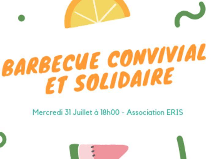 Barbecue convivial ERIS - Mercredi 31 juillet 2019