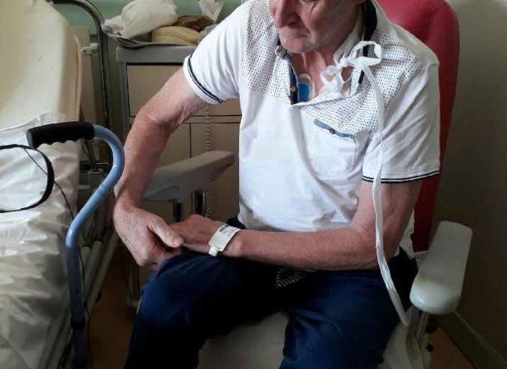 Une solution Contre le handicape de mon père