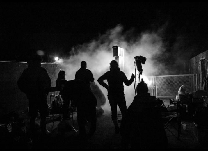 """""""Polardéon"""" (titre provisoire), un ciné-concert"""