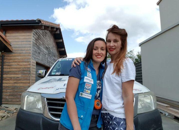 La Team The Wild Adventure au Rallye Aïcha des Gazelles 2022