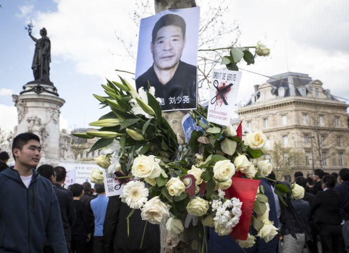 Justice pour Liu Shaoyao