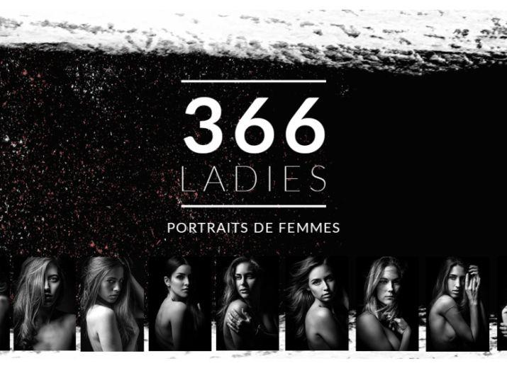 366 LADIES - Portraits de Femmes par L'Individu