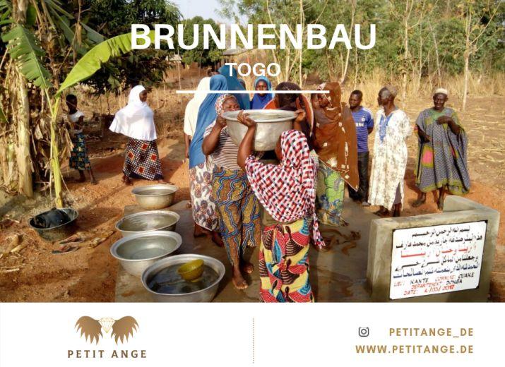 Wasser für Benin - Brunnenbau