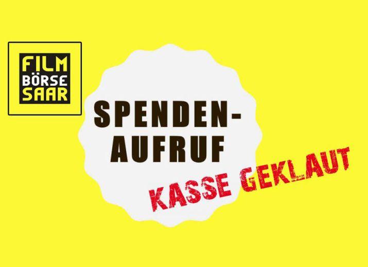 Spendenaktion Filmbörse Saar