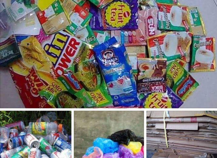Bali sans plastique (bank de poubelle)