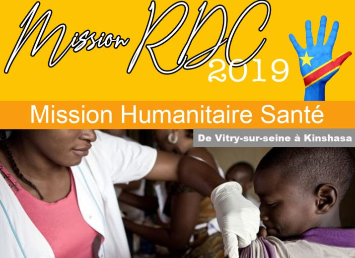 MISSION HUMANITAIRE RDC 2019