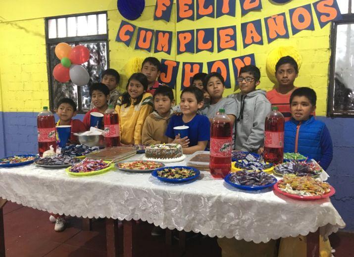 Help these Kids to Keep their Home! Mundo de Niños Peru