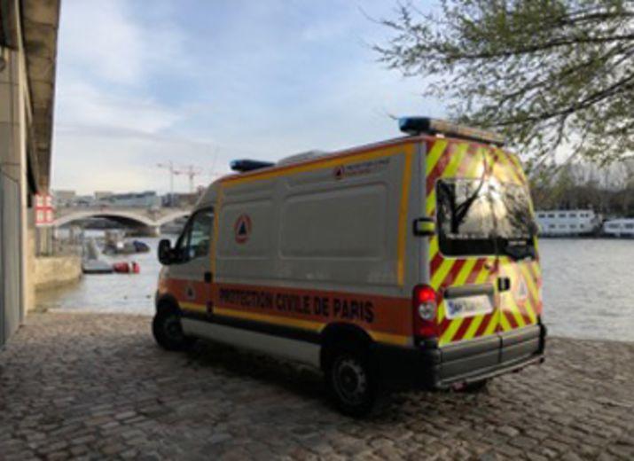 Financement d'une Ambulance au profit de la Protection Civile de Corse