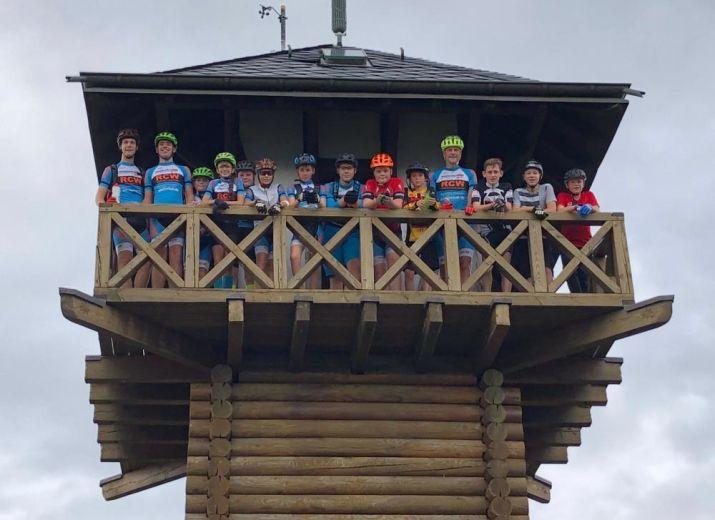 Radclub Wanderlust Mountainbike Jugendteam