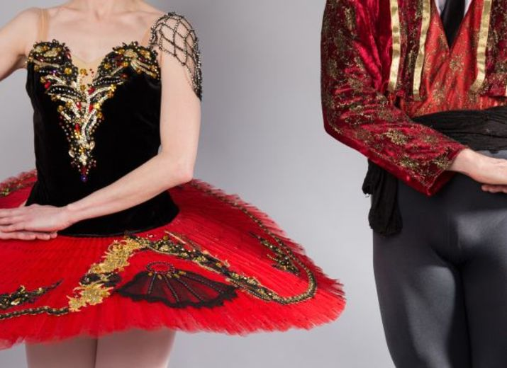 JSLN Dance Company - Ballett im Westen