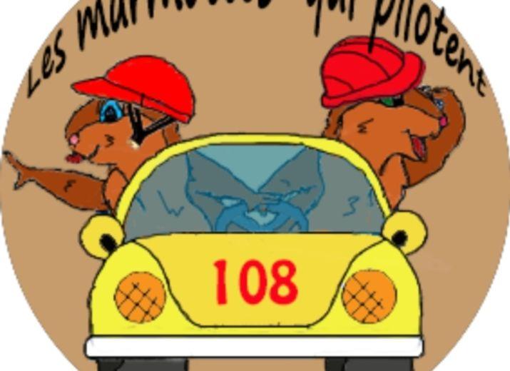 Les marmottes qui pilotent - Trophée Roses des Andes 2021