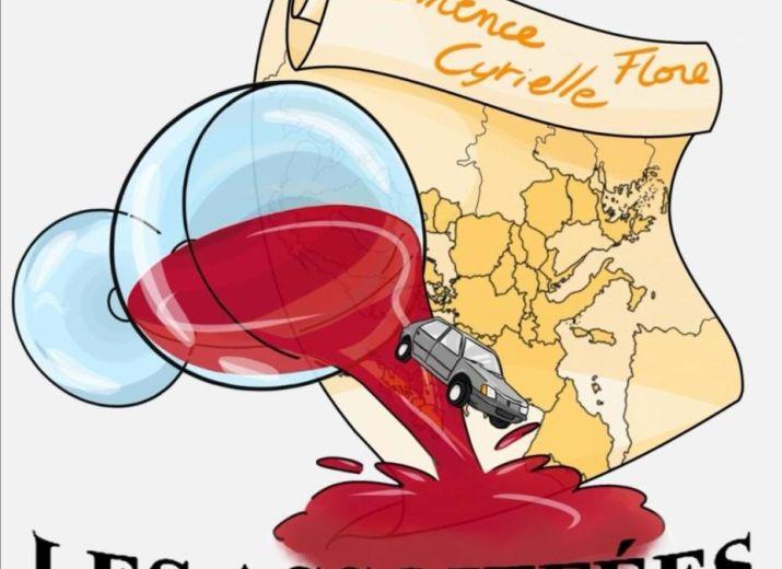 Les Assoiffées Europ raid 2021