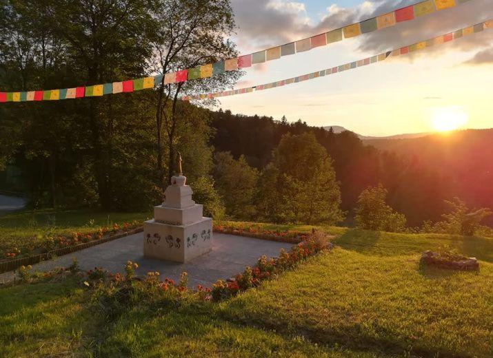 Projet de monastère bouddhiste
