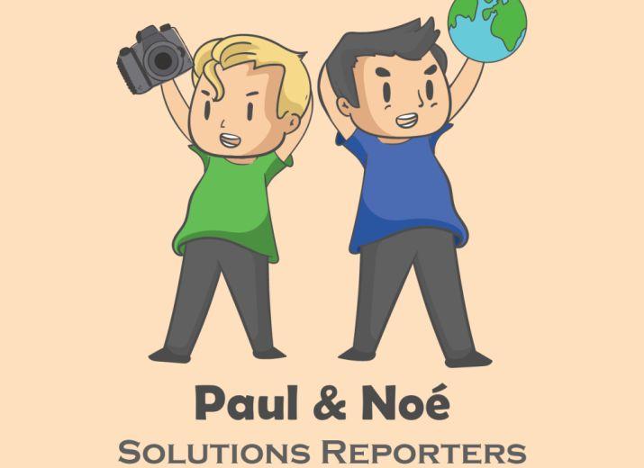 Paul & Noé - Reportage sur les innovations écologiques autour du monde