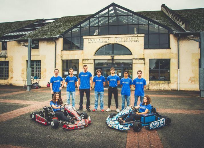 ISAT Kart Team
