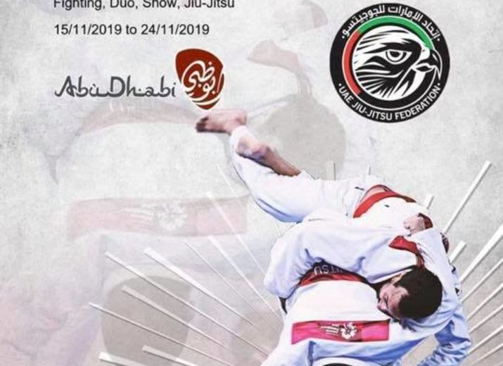 ABU DHABI WORLD CHAMPIONSHIP JIU JITSU NEWAZA 2019