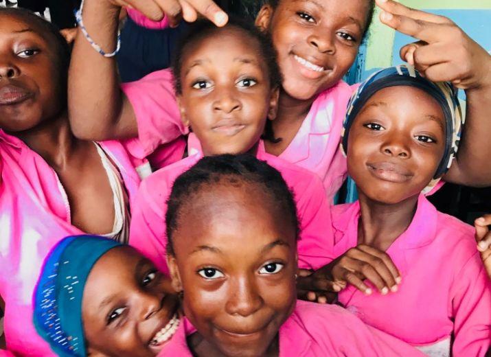 Chantier solidaire-Côte d'Ivoire 2020