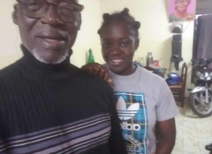 Pour que Leïla continue ses études en Côte d'Ivoire