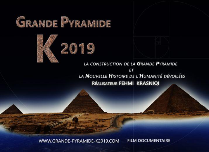 Grande Pyramide K 2019