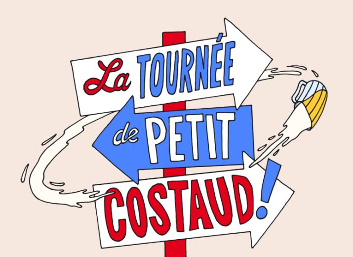 La Tournée de Petit Costaud - Le tour de France des brasseries artisanales
