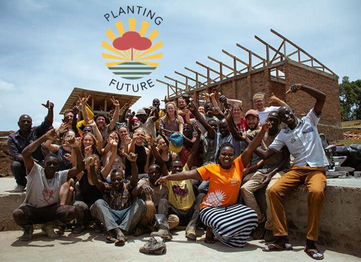 Uganda: Forstfarm und Hotelfachschule