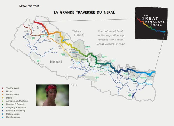 NEPAL FOR TOM    Great Himalaya Trail
