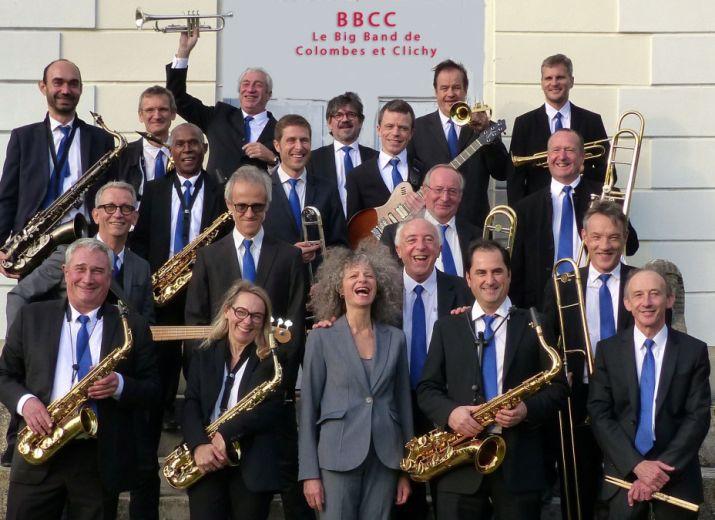 le nouveau CD du BBCC Musics from 40's to 80's