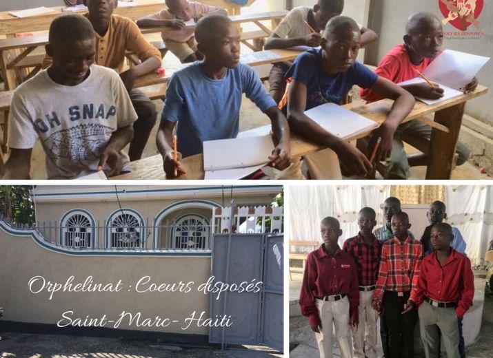 Haïti - Orphelinat : Projet de construction