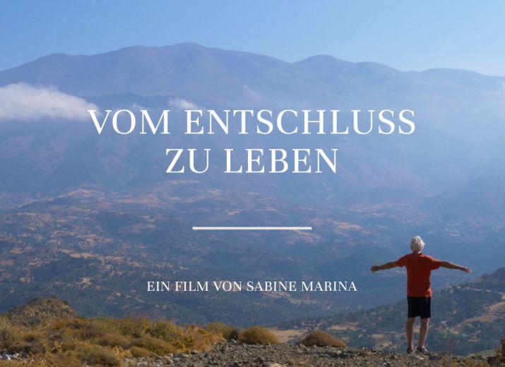 """""""Vom Entschluss zu leben"""" - Dokumentarfilm"""