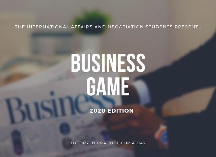 BUSINESS GAME ANI 2020