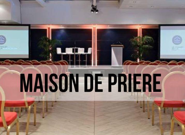 OPERATION MAISON DE PRIERE