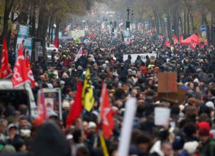 Caisse de grève La Martinière Duchère