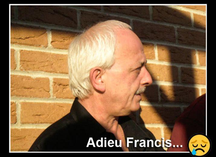 Poker Excellence pour Francis - Adieu notre Ami... :(