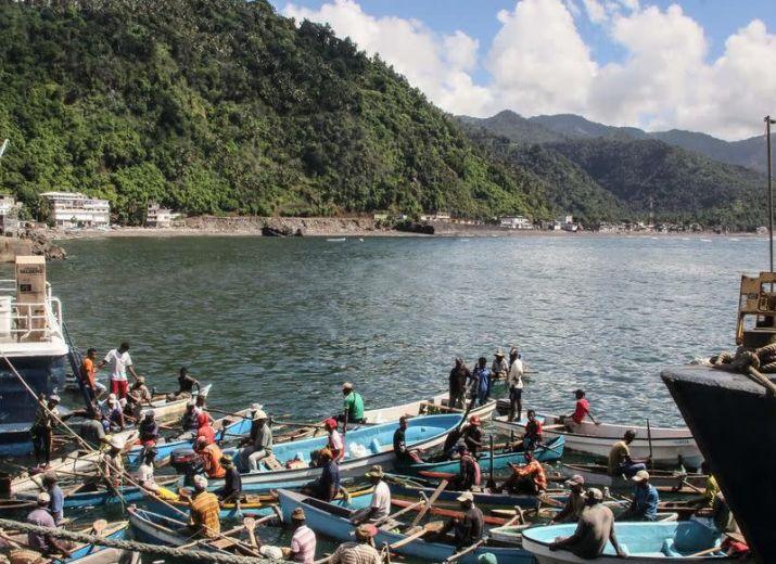 Coeurs Engagés - Rénovation d'un dispensaire sur l'île de la grande Comore