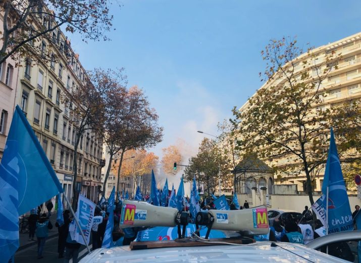 Solidarité Retraites UNSA FERROVIAIRE Rhône-Alpes