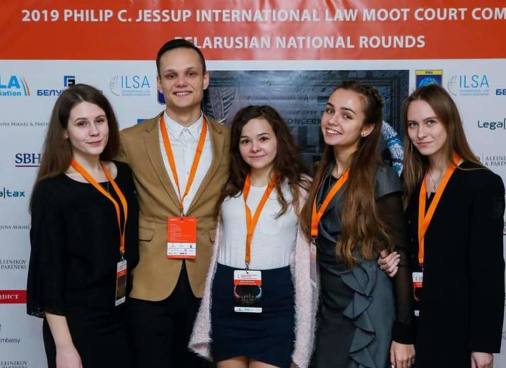 Participation in Jean-Pictet Competition 2020