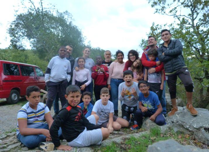 Maison d'enfants : Un voyage en Italie