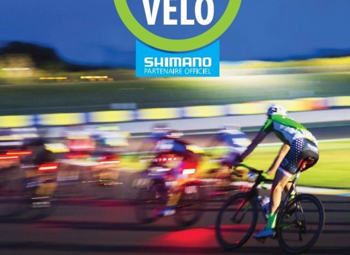 """""""Les cramés du bitume"""" 24h vélo 2020"""